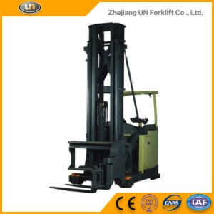 1.3ton Battery Very Narrow 3 Way Direction Forklift pictures & photos