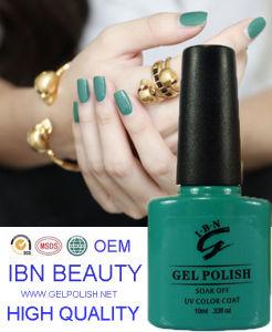 OEM One Step Gel Polish Colorful UV Gel Polish Ibn Gel Polish Supplier pictures & photos