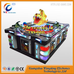 Crocodile Tycoon Arcade Shooting Fish Hunter Game Machine for Casino pictures & photos