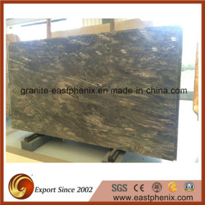 Supply Hot Sale Green Granite Stone Slab pictures & photos