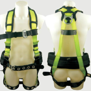 CE Approved Safety Working Belt with Waist Pad pictures & photos