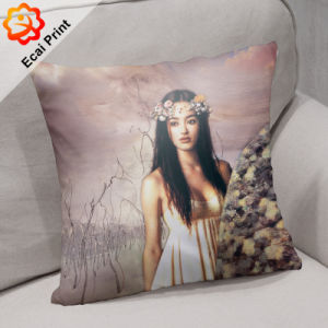 Custom Made Printed Pillow Decorative