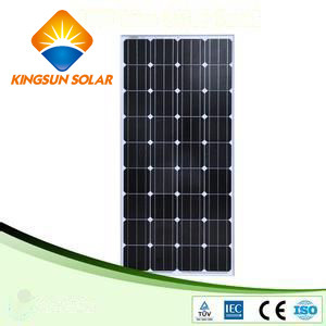 80W Photovoltaic Module/Mono Solar Panel/Solar Panel pictures & photos