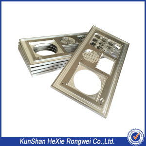 Precision Aluminum CNC Manufacturing for CNC Components pictures & photos