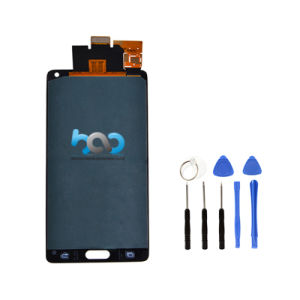 LCD for Samsung Note4 N9100 LCD Digitizer Assembly pictures & photos