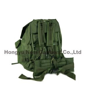 Us Green Color Tactical Military Backpack Molle Camouflage (HY-B092) pictures & photos