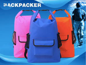 Sports Waterproof Dry Hiking Backpack for Outdoor (MC4047) pictures & photos