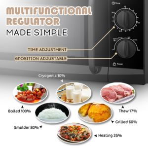 4 in 1 Multifuntional Hot Sell 23L/25L Microwave Ovens pictures & photos