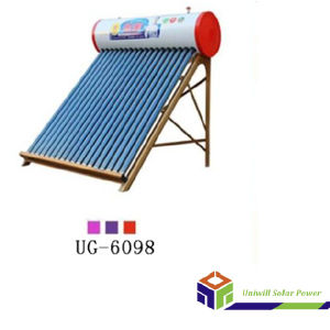 Compact Pressurized Solar Water Heater (UG-6098) pictures & photos