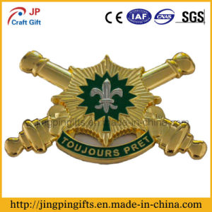 High Quality Custom Zinc Alloy Metal Enamel Badge/Pin pictures & photos
