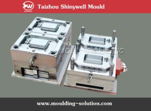 Thin Wall Ice Cream Container Injection Mould pictures & photos