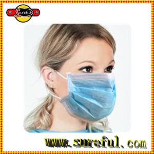 Disposable Face Mask 2ply/3ply/4ply Ear Loop pictures & photos