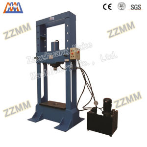 HP Series Movable Cylinder Hydraulic Press (HP-100) pictures & photos