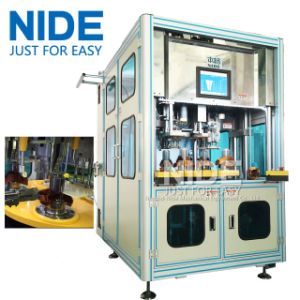 Automatic Stator Wire Winding Equipment and Coil Insertion Machine All in One Machine pictures & photos