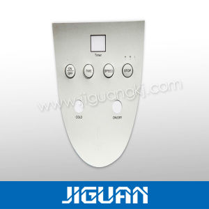 Embossing Button Silk Screen Printed Membrane Switch Panel pictures & photos