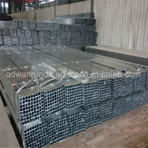 Pre-Galvanized Steel Tube Application for Billboard pictures & photos