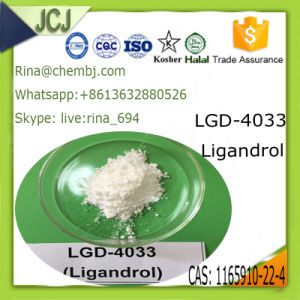 99.5% Sarms Bulking Cycle Ligandrol Lgd-4033 CAS 1165910-22-4 for Bodybuilding pictures & photos