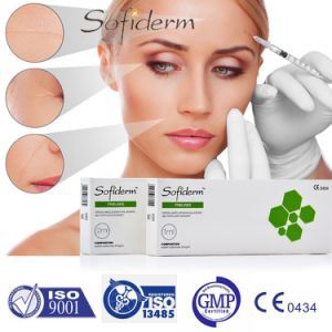 Sofiderm Hyaluronic Acid Injectable Dermal Filler for Facial Wrinkles Finelines 2.0ml pictures & photos