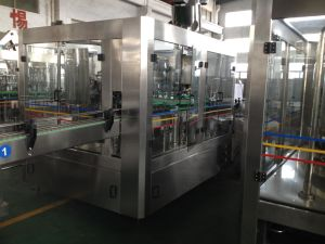 Complete Carbonated Soft Drink Line Filling Machine pictures & photos