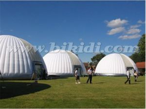 White Inflatable Dome Tent, Inflatable Event Tent for Sale K5069 pictures & photos
