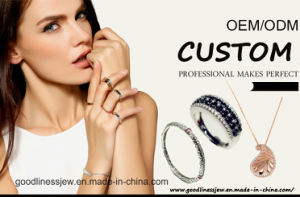 China Jewelry Factory Sale Direct Special Women 925 Silver Ring (R10965) pictures & photos