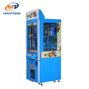 Golden Key Redemption Gift Game Arcade Coin Operated Game Machine pictures & photos