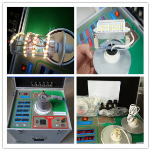 LED Lamp Testers for Flicker Lumen Portable Demo Case pictures & photos