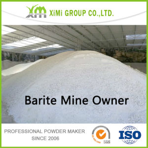 Stable Supply Baso4 Barium Sulfate for Building Material 1.15-14 Um pictures & photos