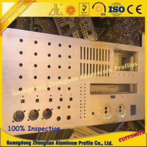 Industrial Aluminum Profile with CNC Processing pictures & photos