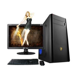 Desktop Computer DJ-C004 17 Inch Intel P4 with DDR2 1g pictures & photos
