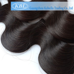 Brazilian Unprocessed Human Hair Extension pictures & photos