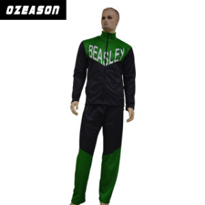 OEM Service Custom Latest Design Sports Mens Tracksuit pictures & photos