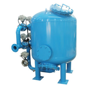 Automatic Sand Filter Water Treatment with ABS Water Distributor pictures & photos