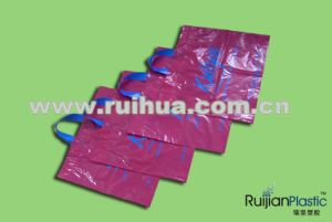 Good Quality Ality Printing PE Handle Bags/Shopping Bags