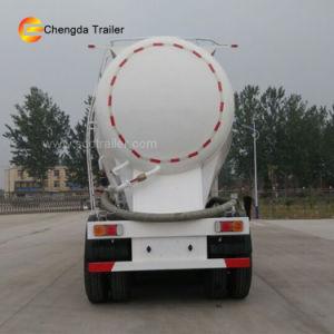 3 Axles Dry Silo Bulker Bulk Cement Tanker Trailer pictures & photos