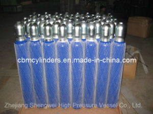 40L Steel Oxygen Cylinders for O2 Gas Plants pictures & photos