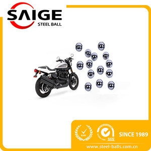 3.75mm G1000 Carbon Steel Ball for Bicycle Parts pictures & photos