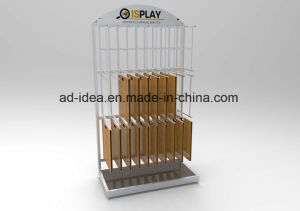 Wing Rack Tile Display Stand/Granite Tile Display pictures & photos