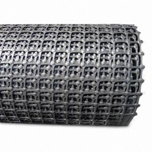 Plastic Polypropylene PP Biaxial Geogrid for Base Reinforcement pictures & photos