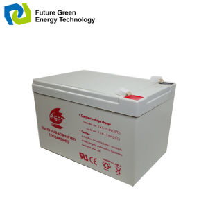 Wholesale 12V7ah Rechargeable Lead Acid Battery for UPS pictures & photos
