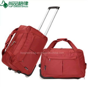 Factory Customized Fashion Wheeled Luggage Bags Travel Trolley Bags pictures & photos