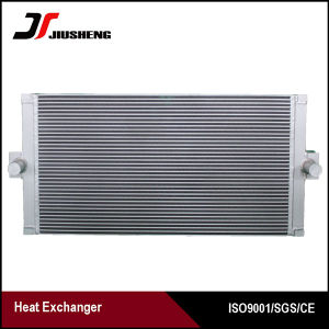 Wuxi Aluminum Oil Cooler for Excavator pictures & photos
