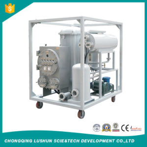 Exprosion-Proof Style No Noise High Filtration Precisionr Remove Water and Impurities Turbine Oil Purification Equipment with PLC (BZL) pictures & photos