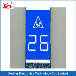 LCD Display Module LCM Stn Blue Standard Character Module pictures & photos