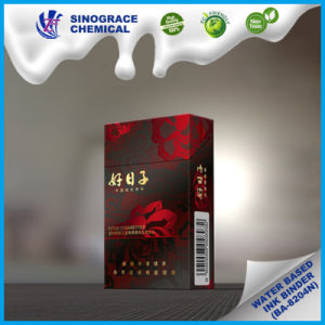 Untra Low Voc Styrene-Acrylic Emulsion for Cigarette Packaging Printing Ink pictures & photos