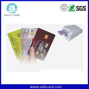 Chinese Compatible Fudan FM4442 FM4428 Smart IC Card pictures & photos