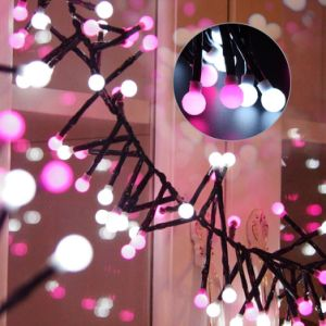Christmas String Light, Yming 9.8FT 400 LED Starry Light Fairy Light, Indoor Outdoor Decorative Ball String Light for Christmas, Bedroom, Patio, Garden, Wedding pictures & photos