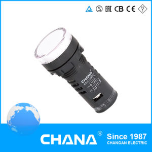Electronic IP65 Red 220V AC LED Indicator Lamp pictures & photos