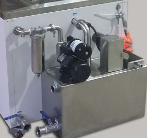 Tense Ultrasonic Gearbox Washing Machine Stainless Steel Heated Cleaning Tank pictures & photos