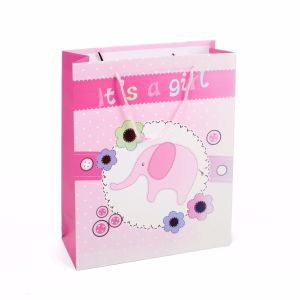 Customize Logo Handmade New Design Printed Cheap Wholesales Paper Bag pictures & photos